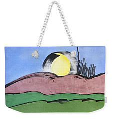 Shine On, Harvest Moon Weekender Tote Bag