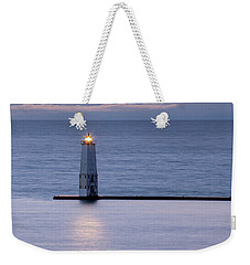 Shining Light Weekender Tote Bag