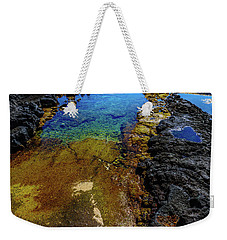 Shore Colors Weekender Tote Bag