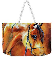 Showtime Arabian Weekender Tote Bag
