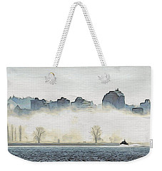 Shrouded Shore Weekender Tote Bag