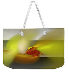 Signals Through The Flames Weekender Tote Bag