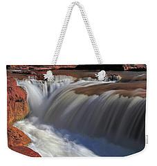 Silken Flow Weekender Tote Bag