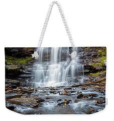 Silky Flow Weekender Tote Bag