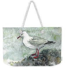Silver Gull Weekender Tote Bag