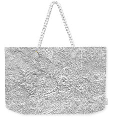 Weekender Tote Bag featuring the photograph Silver Stone by Top Wallpapers