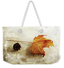 Weekender Tote Bag featuring the photograph Simple And Beautiful by Randi Grace Nilsberg