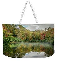 Sims Pond Blowing Rock North Carolina Weekender Tote Bag
