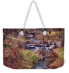 Sinoquippie Run Weekender Tote Bag