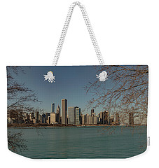 Sitting On A Summer Day Weekender Tote Bag