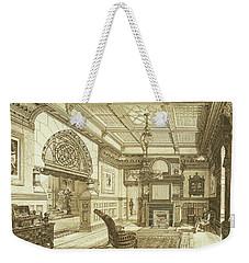 Sitting Room Of Bardwold, Merion Pa Weekender Tote Bag