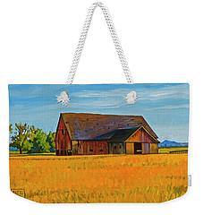 Skagit Valley Barn #9 Weekender Tote Bag