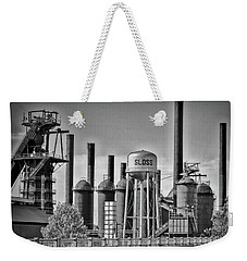 Sloss Furnaces Towers Weekender Tote Bag