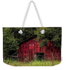 Small Barn 2 Weekender Tote Bag