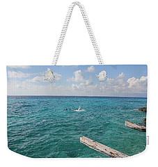 Snorkeling Weekender Tote Bag