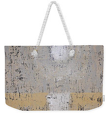 Snow Moon Original Painting Weekender Tote Bag