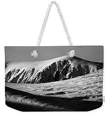 Snow On Cairngorm Weekender Tote Bag