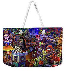 Snow White Amusement Park Weekender Tote Bag