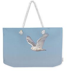 Snowy Owl 2018-23 Weekender Tote Bag