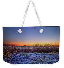 Weekender Tote Bag featuring the photograph Softly Spoken Prayers by Phil Koch
