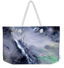 Somewhere Deep Into The Woods Weekender Tote Bag