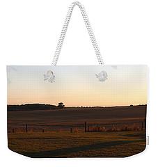 Somme Sunset Weekender Tote Bag