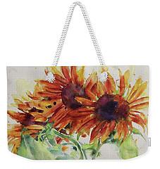 Soulflowers Weekender Tote Bag