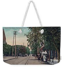 South Main Street Phillipsburg N J Weekender Tote Bag