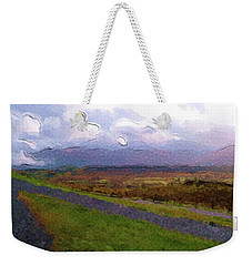 Spean Bridge Painting Weekender Tote Bag