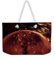 Spin Weekender Tote Bag