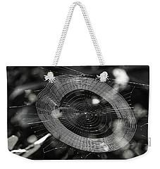 Spinning My Web Weekender Tote Bag