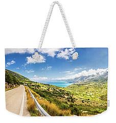 Splendid View To A Valley Weekender Tote Bag