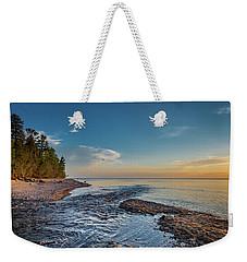 Spring At Hurricane River Weekender Tote Bag