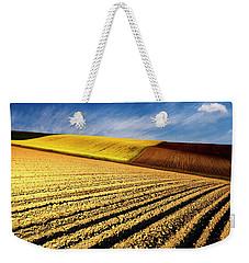 Spring Fields Weekender Tote Bag