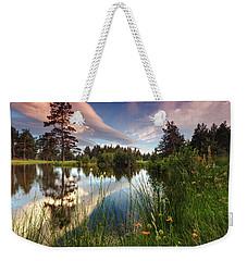 Spring Lake Weekender Tote Bag