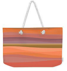 Spring Silk Weekender Tote Bag