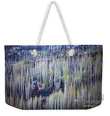 Spring Strokes Weekender Tote Bag