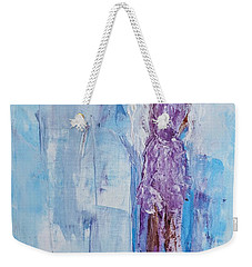 Spunky Angel Weekender Tote Bag