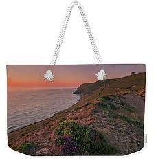 St Agnes Sunset Weekender Tote Bag