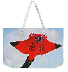 St. Annes. The Kite Festival Weekender Tote Bag