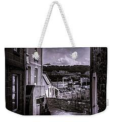 St Ives Street Weekender Tote Bag