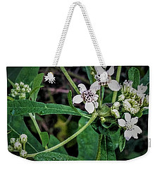 Weekender Tote Bag featuring the photograph Stages Of Life by Vincent Autenrieb