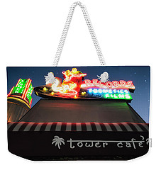 Weekender Tote Bag featuring the photograph Starry Night- by JD Mims