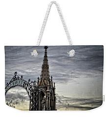Steeple And Steel Weekender Tote Bag