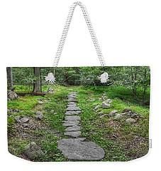 Stepping Stone Path - Kinnelon Weekender Tote Bag
