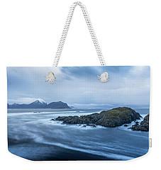 Still Rocks In The Storm Weekender Tote Bag