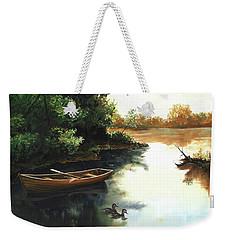 Still Waters Weekender Tote Bag
