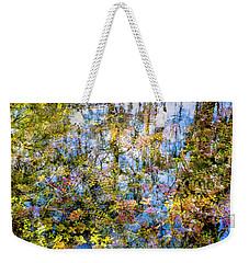 Stillness Holds Everything Weekender Tote Bag