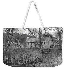Stone And Reeds - Waterloo Village Weekender Tote Bag