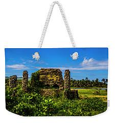 Stone Oven Weekender Tote Bag